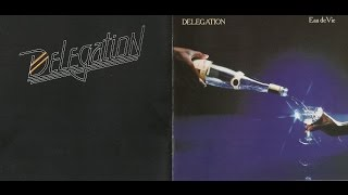"DELEGATION. ""Heartache No.9"".1980. 12"" Special Remix Version."