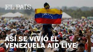 VENEZUELA AID LIVE | Las claves de los dos conciertos en la frontera