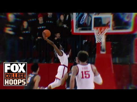 Some Of The Best Throwdowns Of The 2019-2020 College Basketball Season | FOX COLLEGE HOOPS