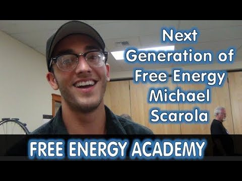 2017 Energy Science & Technology Conference - Michael Scarola