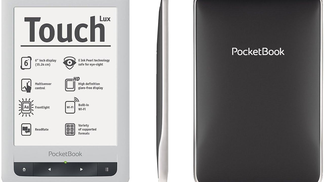 Замена дисплея e-ink на PocketBook 360 - YouTube