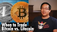 When to Trade Litecoin vs Bitcoin (w/ Charlie Lee)