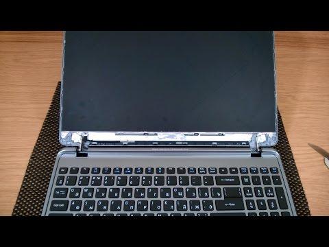 Замена матрицы ноутбука Acer M5-581TG