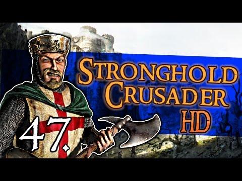 """Stronghold Crusader HD - A keresztesek nyomában 47.rész """"Hádész"""" letöltés"""
