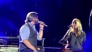 Sarah Connor und Henning Wehland - Bonnie und Clyde - 11.08.16 Dresden