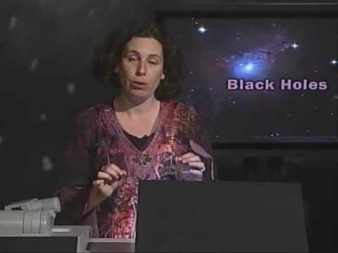 The Cosmic Classroom - Black Holes - YouTube
