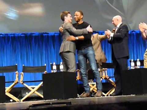Paley Fest 2013 - Arrow Panel