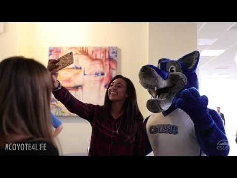 Coyote Connect – Welcoming future Coyotes to CSUSB