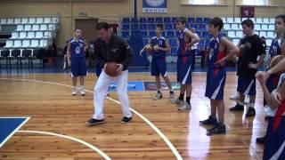 Мастер-классы с ветеранами баскетбола (Беларусь)