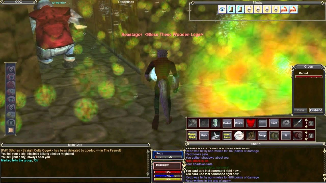 Project 1999 RED Shadowknight PVP, Beastagor : Heresy Days