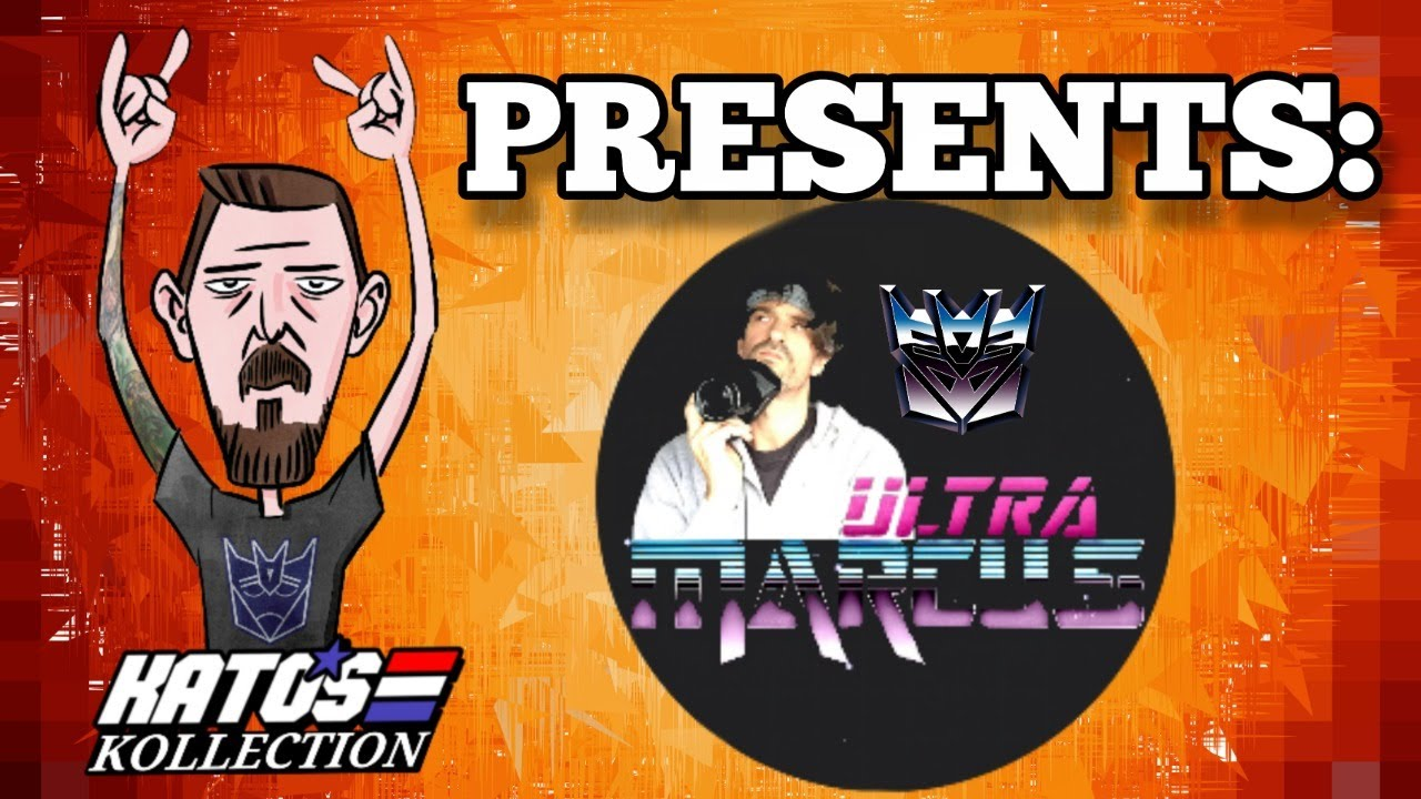 Kato PRESENTS: Ultra Marcus