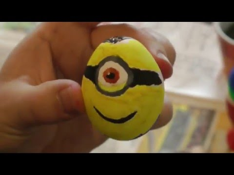 frohe ostern minions
