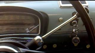 Fiat 1100 Special 1961 panoramica e messa in moto