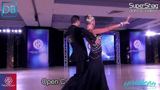 Comp Crawl with Dancebeat! Constitution 2019! Pro Am Open Smooth