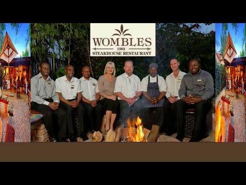 Best Steakhouse Johannesburg Wombles