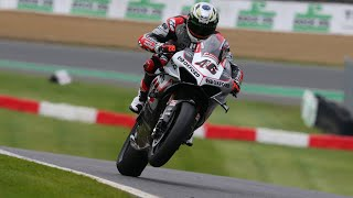 Tommy Bridewell finishes 7th in the 2020 British Superbike Championship