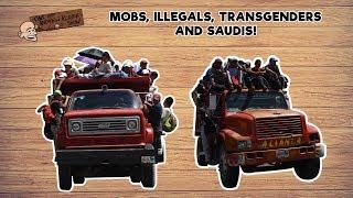 Mobs, Illegals, Transgenders and Saudis! | The Andrew Klavan Show Ep. 597