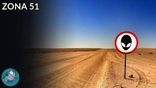 Cum A Ajuns Zona 51 Centrul Conspiratiilor Extraterestre (AREA 51)