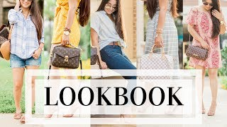 WHAT I WORE - Fashion Roundup 7/11/17 | LuxMommy