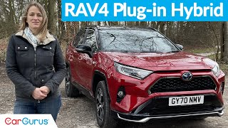 Toyota RAV4 Plug-In Hybrid Review (2021): Is this one of the best PHEVs on sale?   CarGurus UK