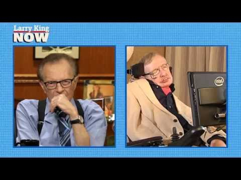 Larry King Now: A conversation with Stephen Hawking