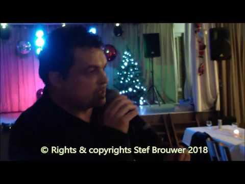 Ricky Bay - 3 steps to heaven  - Freddy Paker & friends  Zaal Nieuwland Oostende 9/12/17