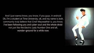 Janelle Monáe - Our Favorite Fugitive (Interlude) (lyrics)