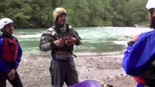 Safety Talk by Triad River Tours Sauk River thumbnail