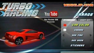 Juego de Autos 88: Turbo Racing 1