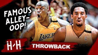 Kobe Bryant & Shaquille O'Neal Full Game 7 Highlights vs Blazers 2000 WCF - Legendary Alley-Oop!