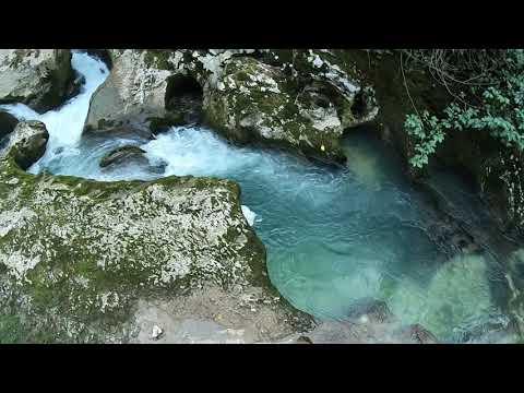 Ущелье Черниговка Абхазия! Январь 2020