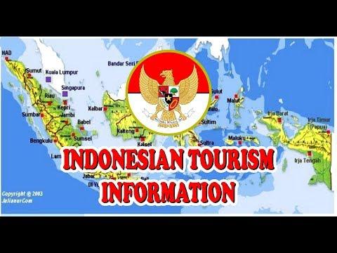 INDONESIAN TOURISM INFORMATION -  PART 1 - SUMATRA ISLAND