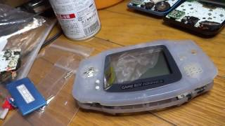 Gameboy Handheld Reassembly: From Parts To Playable