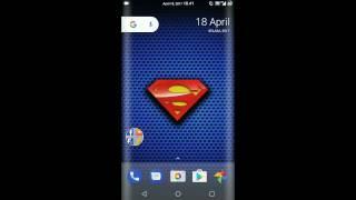 Cara membuat wallpaper (unik) Bergerak Bila disentuh di android