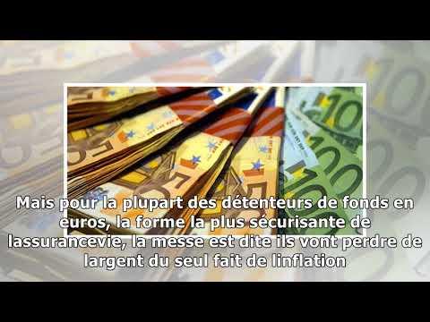 France News - Pourquoi l'assurance vie devrait pour la première fois faire perdre de l'argent aux é