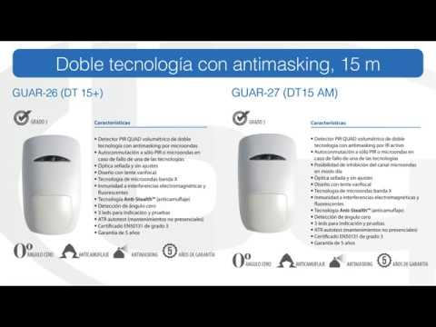By Demes | Guardall - Detectores PerformanceLine DT15