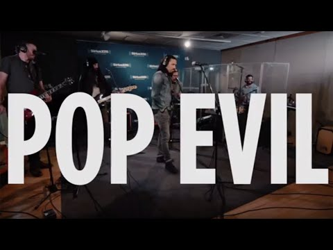 "Pop Evil ""I Won't Back Down"" Tom Petty Cover Live @ SiriusXM // Octane"