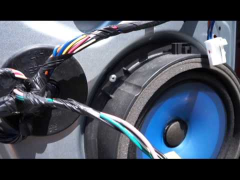 2006 2010 Hyundai Sonata Front Door Panel Removal Youtube