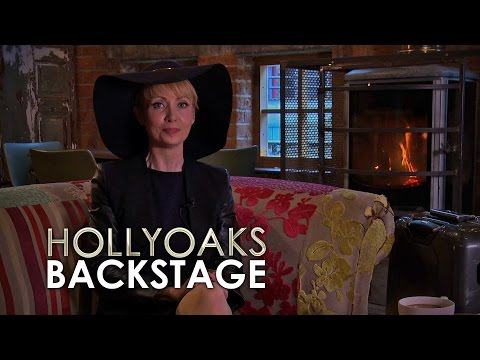 Hollyoaks - Meet the Nightingales: Marnie