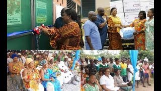 Bawjiase: first Lady commissions renovated maternity unit