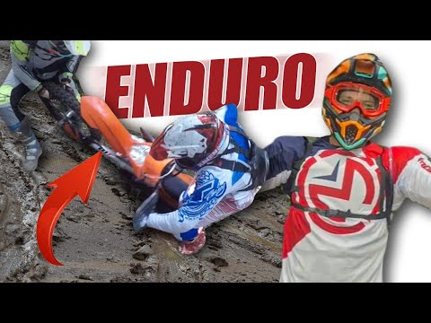 Youtube: MOTO CASSÉE, CHUTES : SESSION ENDURO Alex & PJ