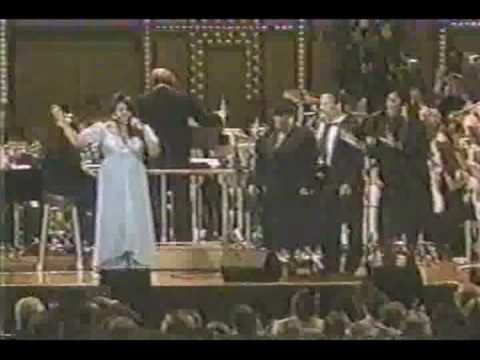 Aretha Franklin Never Loved A Man Boston Pops 93