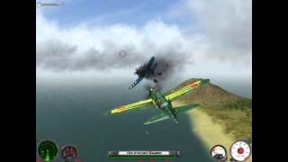 Gameplay Attack on Pearl Harbor pc