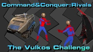C&C Rivals, THE VULKOS CHALLENGE