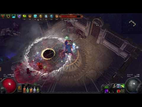 Path of Exile Barrage Null's Inclination 84 The Shaper's Realm