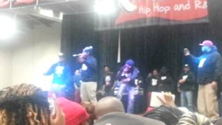 What The Hell He On Dorrough & Yung Nation (kwanzaa fest 2013)