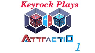 Let's Play Attractio - Part 1 Let the Game Begin