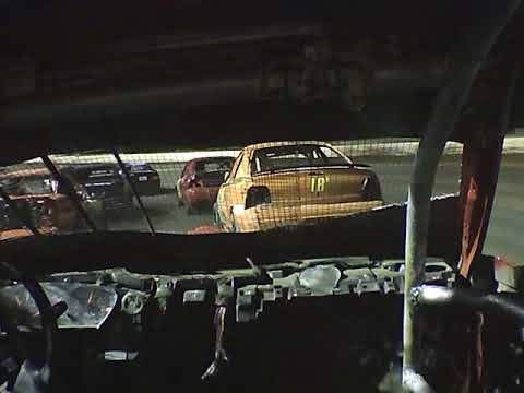 Round 5 in car cam #06 8/10/2018 Red Cedar Speedway Hornets