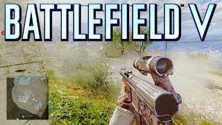 Battlefield 5: One Ticket Defeat! New Map Mercury