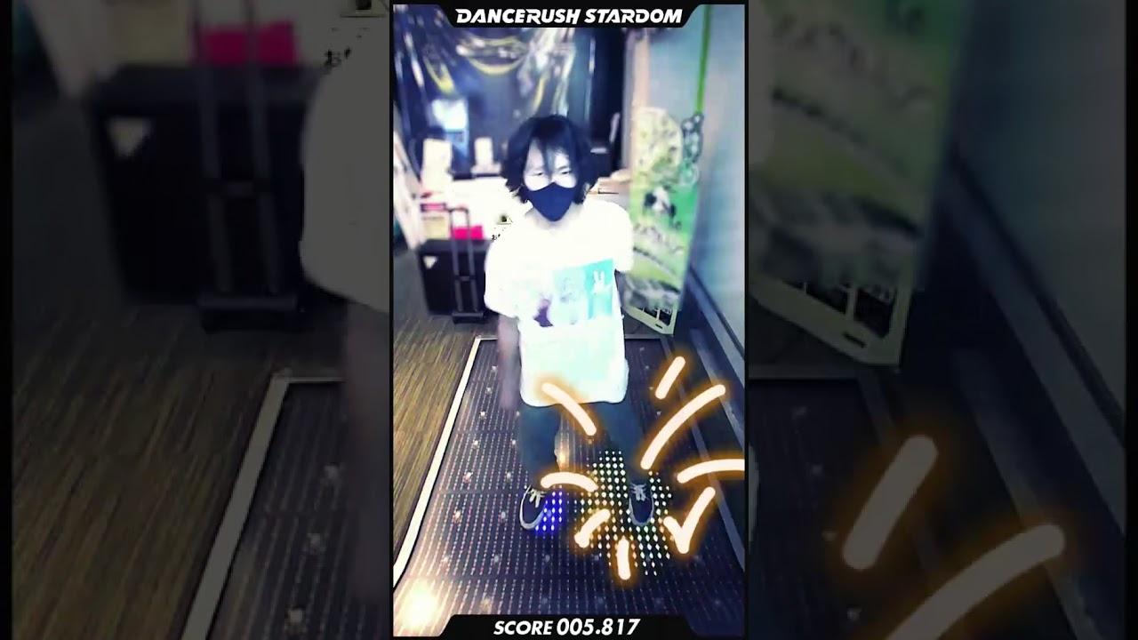 (UP忘れてた)「Touch Me / C-Show」踊ってた